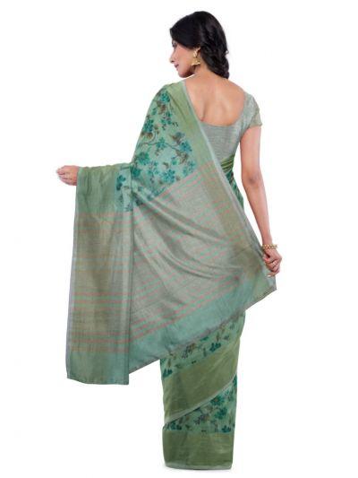 Fancy Printed Cotton Saree - MCC9339420