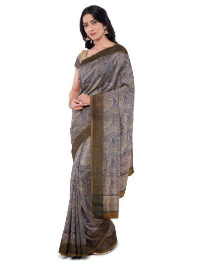 Fancy Printed Cotton Saree - MCC9339435
