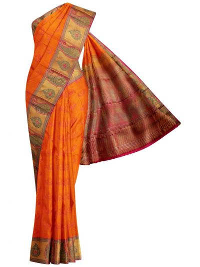 Vivaha Wedding Uppada Silk Saree-MCC9424929