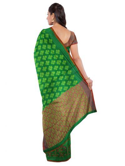 MCD0411294 - Sahithyam Tussar Silk Saree