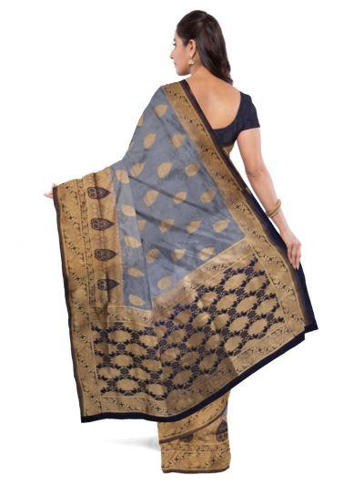 MDA0751181- Kathana Fancy Jute Saree