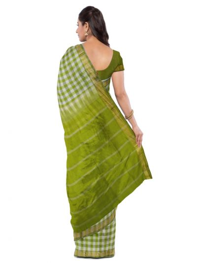 MDA0827080 - Chamelli Arani Silk Cotton Saree
