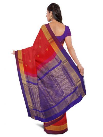 Chamelli Exclusive Arani Silk Cotton Saree - MDA0827096