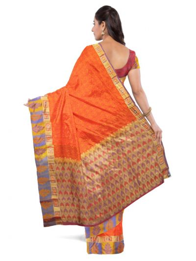 Bairavi Gift Art Silk Saree - MDB1517747