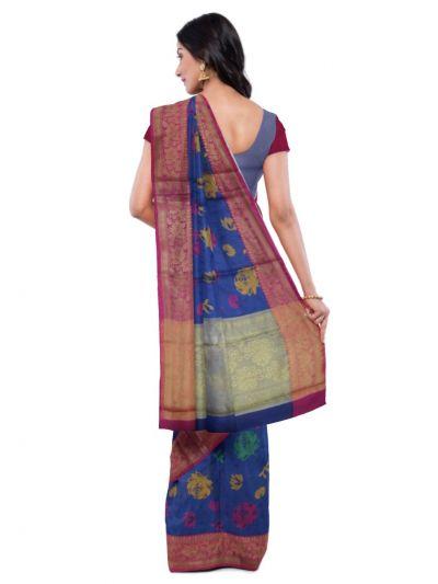 Fancy Kora Weaving Saree - MDC2378497