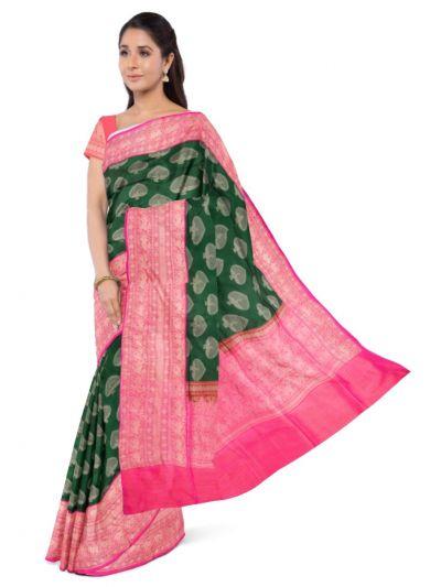 MDD2744696 - Kyathi Handloom Banarasi Silk Saree