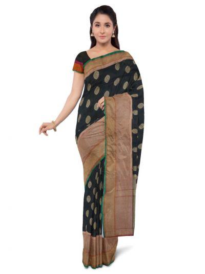 MDD3092211 - Kyathi Handloom Banarasi Silk Saree