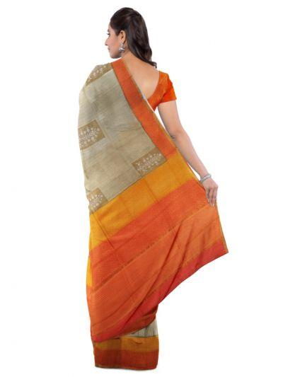 MDE3975234 - Sahithyam Tussar Silk Saree