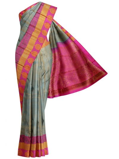 Vivaha Wedding Silk Saree-MDE3995637