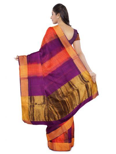 Chamelli Arani Silk Cotton Saree - MEA4512852
