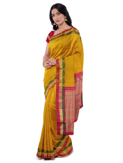 Bairavi Traditional Silk Saree-MEA5450570