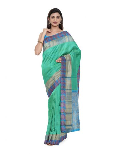 Bairavi Traditional Silk Saree-MEC7207555