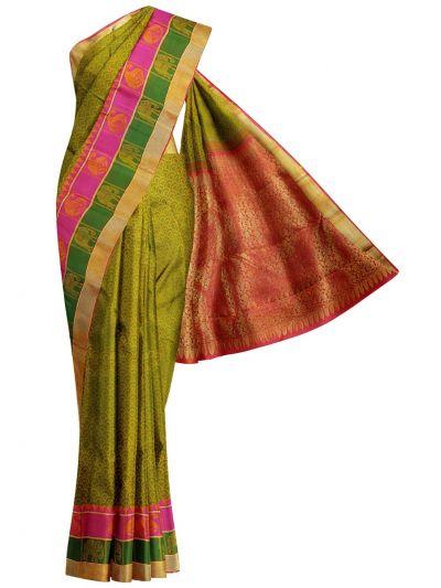 Vivaha Wedding Silk Saree-MEC7291298