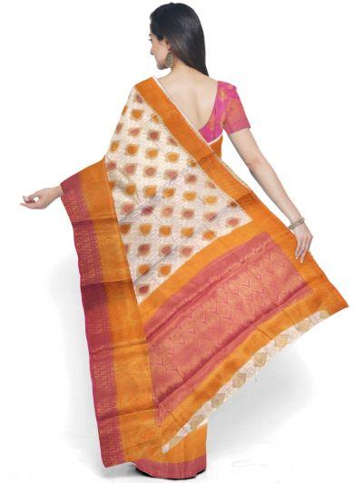 Kathana Fancy Raw Silk Zari Weaving  Saree - MFB2406980