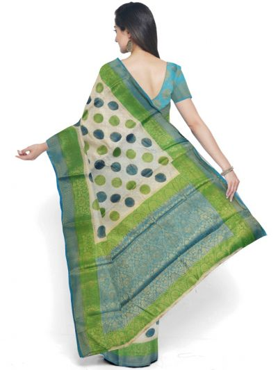 Kathana Fancy Raw Silk Zari Weaving Saree - MFB2406988