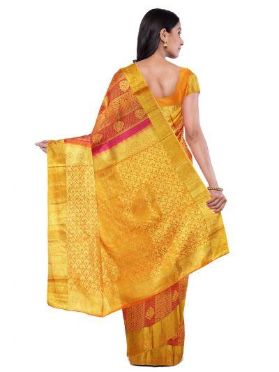 Bairavi Traditional Silk Saree - MED8799868