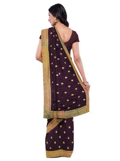 Kathana Designer Party Wear Saree-MED8980687