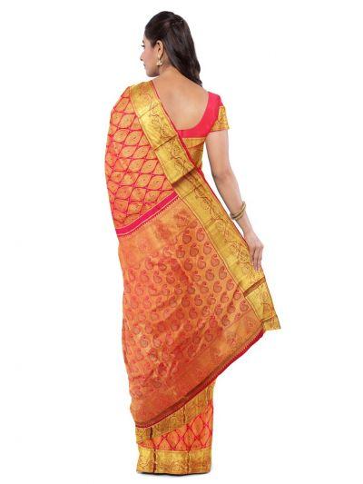 Bairavi Traditional Silk Saree - MED8985707