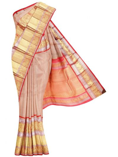 Wedding Pure Organza Silk Saree - MFA0151869