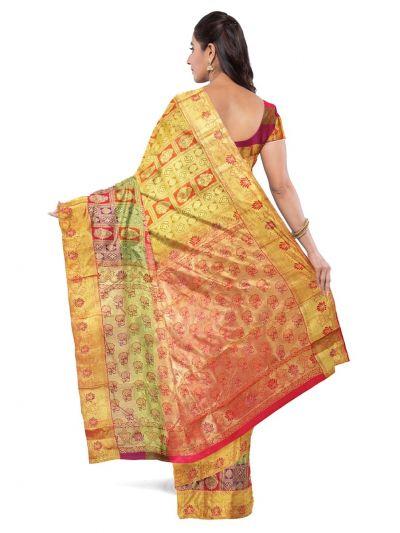 Vivaha Stone work Silk Saree-MFA0318783