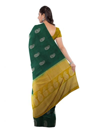 Vipanji Soft Silk Saree - MFB1093057