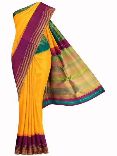 Estrila Handloom Wedding Silk Saree - MFB1094179