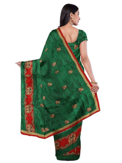 MFB1095573-Party Wear Work Saree