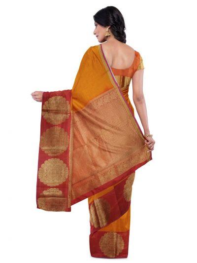 Chamelli Exclusive Silk Cotton Saree-MFB1295568