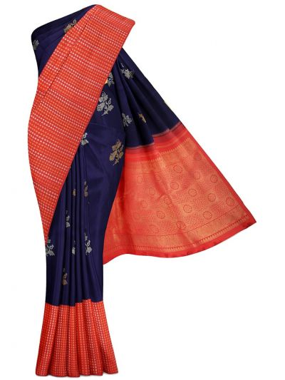 MFB5459044 - Vivaha Goddess Pure Silk Saree