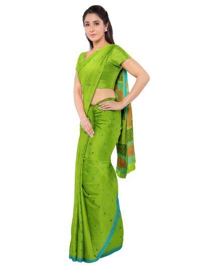 Deeksha Exclusive Pure Negamam Cotton Saree - MID6077681