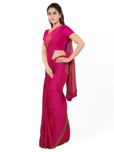 Deeksha Exclusive Pure Negamam Cotton Saree - MID6078712