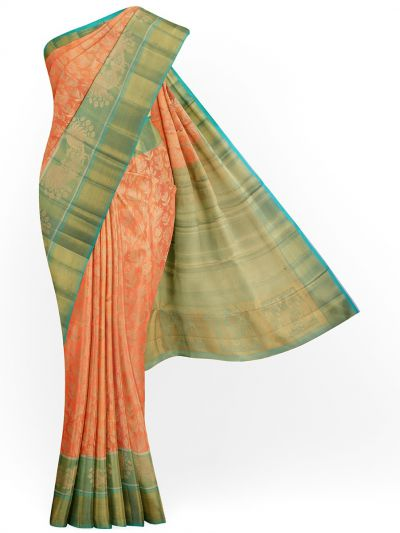 Vivaha Exclusive Bridal Pure Kanchipuram Silk Saree - MJC7831978