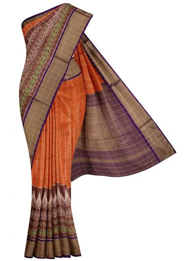 MJD8456718 - Pochampally  Soft Silk Saree