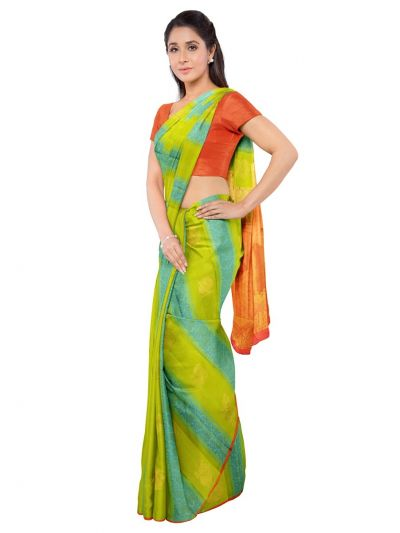Bairavi Traditional Silk Saree - MKB9027340