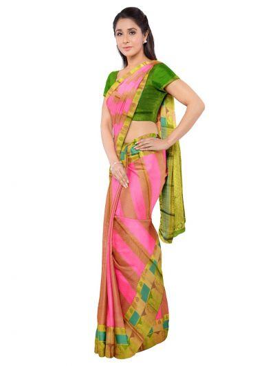 Bairavi Traditional Silk Saree - MKD0066283