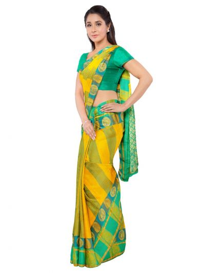 Bairavi Traditional Silk Saree - MKD0066299