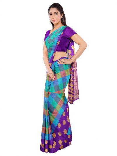 Bairavi Traditional Silk Saree - MKD0066302