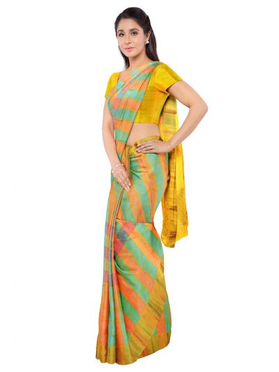 Bairavi Traditional Silk Saree - MKD0127637