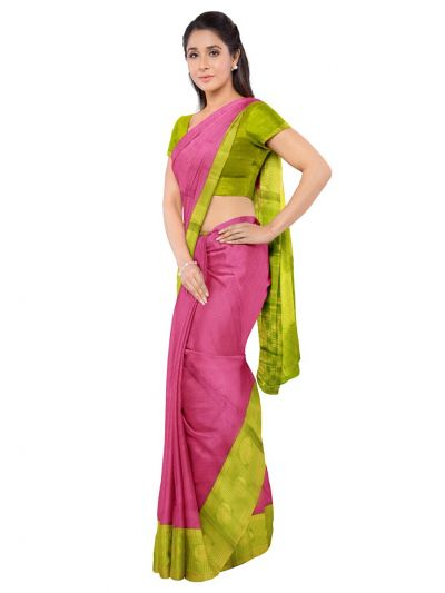 Bairavi Traditional Silk Saree - MKD0127642
