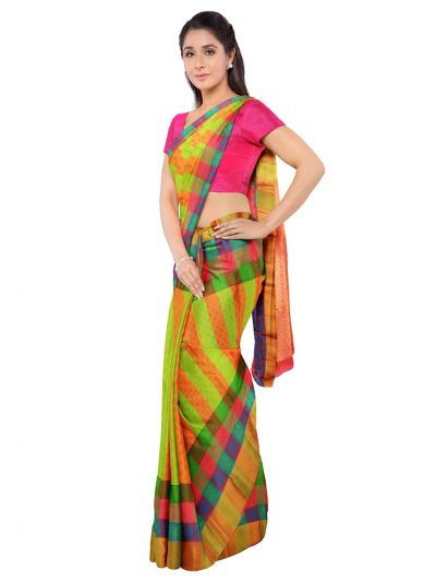 Bairavi Traditional Silk Saree - MKD0127647