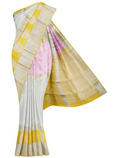 MKD0373256 - Vivaha Exclusive Wedding Pure Silk Saree