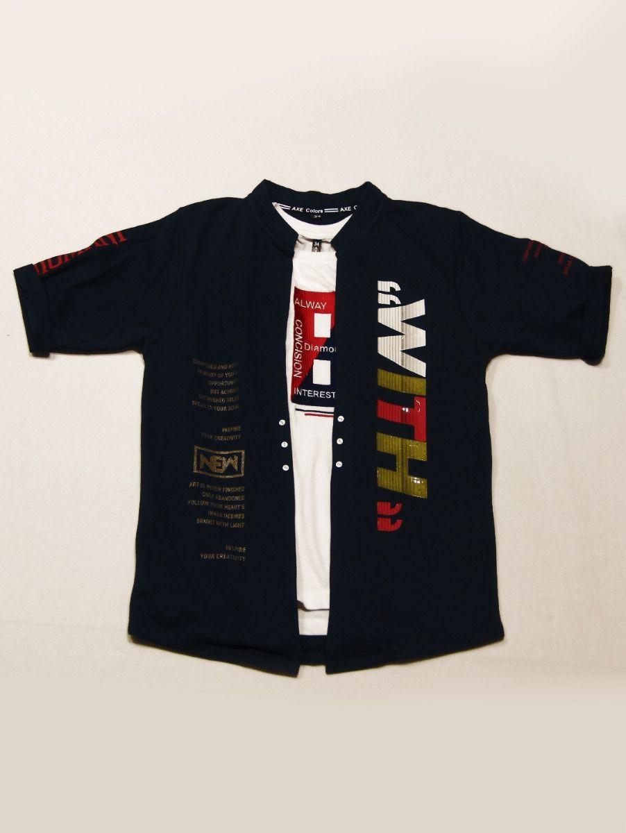 NCD0447007 - Boys Fancy T-Shirt