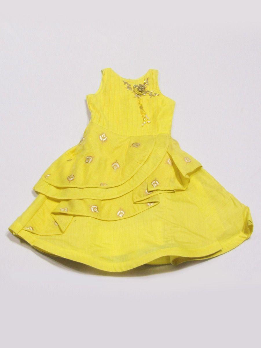 Girls Fancy Frocks Online, Buy fancy frocks for girls at lowest price - The Chennai Silks