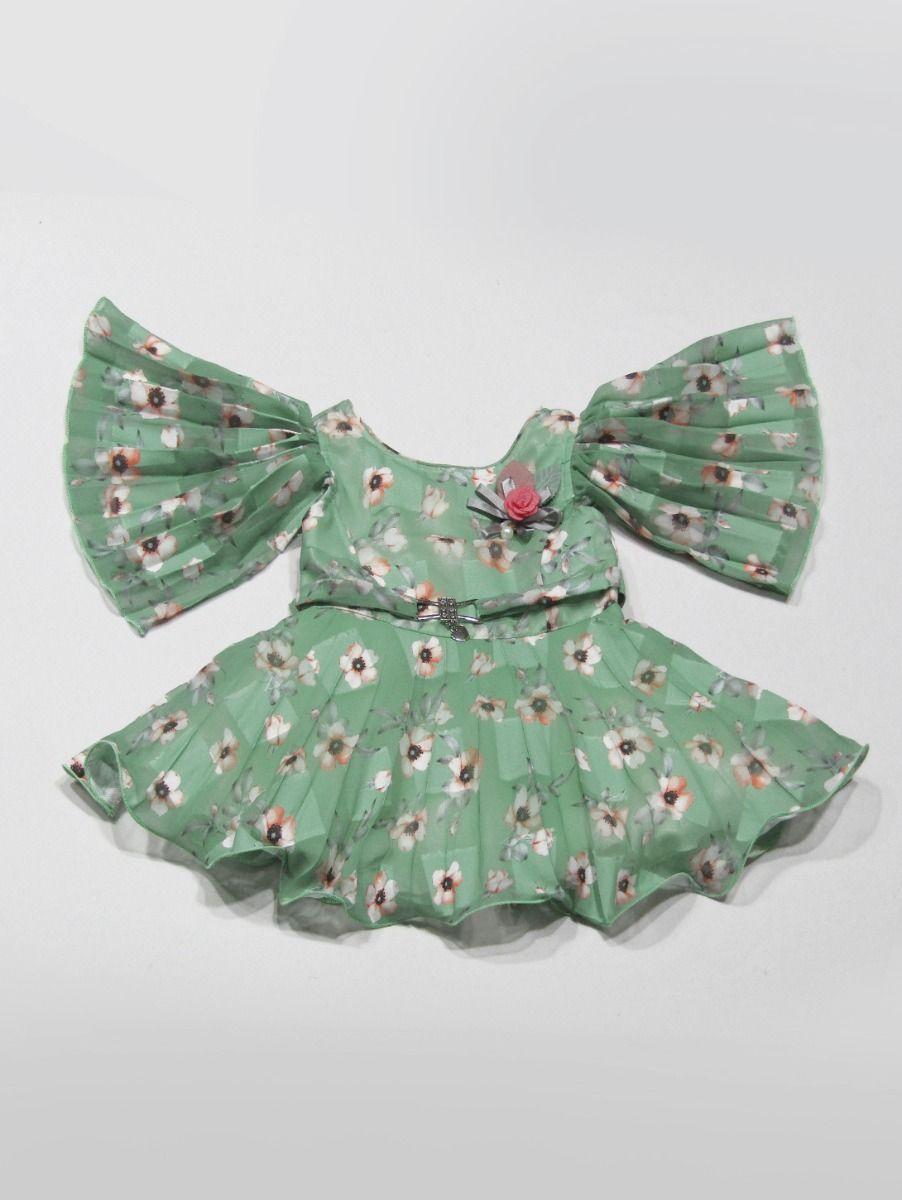 Infant Girls Fancy  Frock