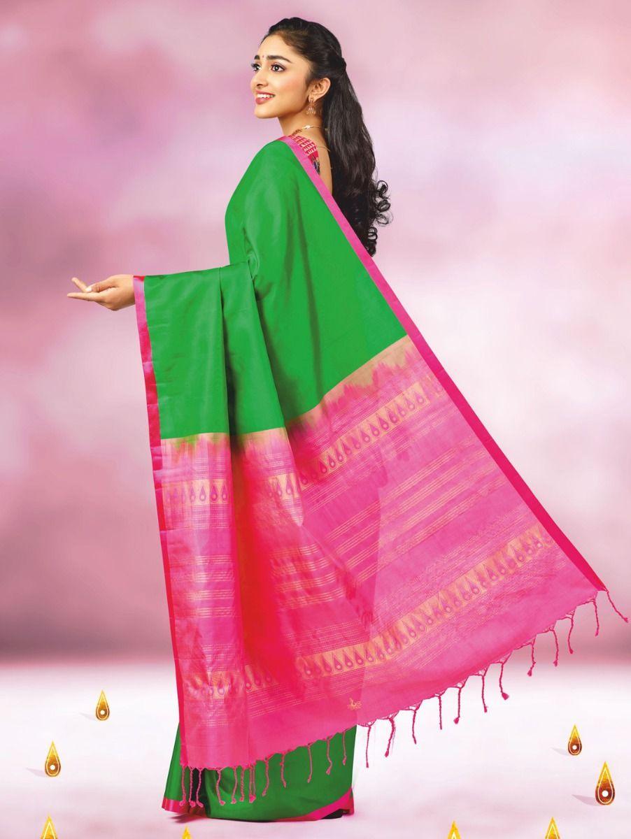 Kanmanie Soft Silk Saree Shop online