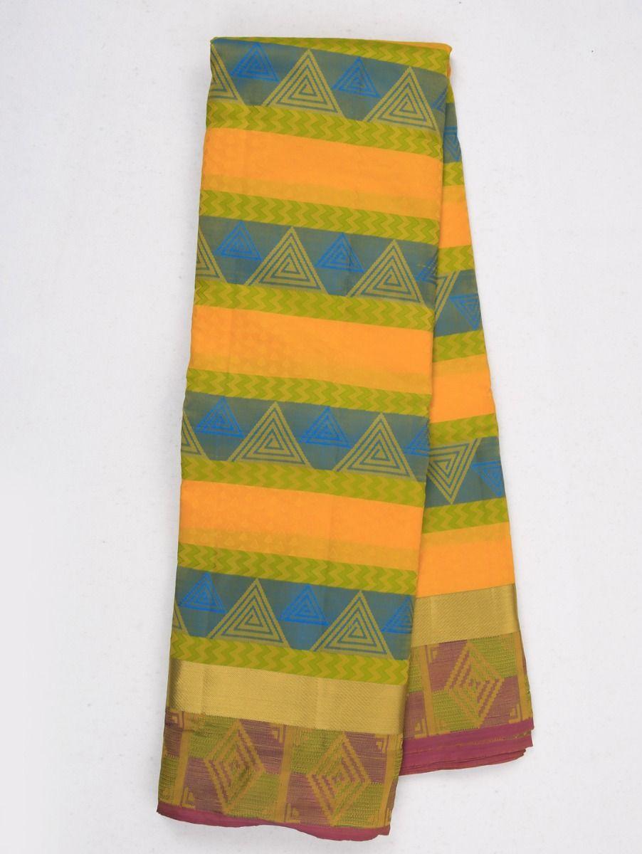 Bairavi Traditional Gift Art Silk Saree