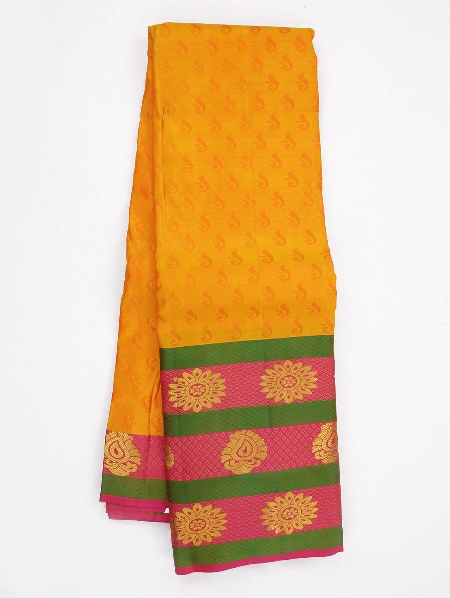 Bairavi Traditional Silk Saree