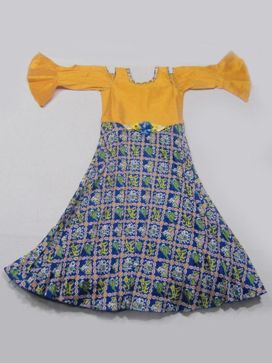 MJC7765924-  Girl Long Gown Dress