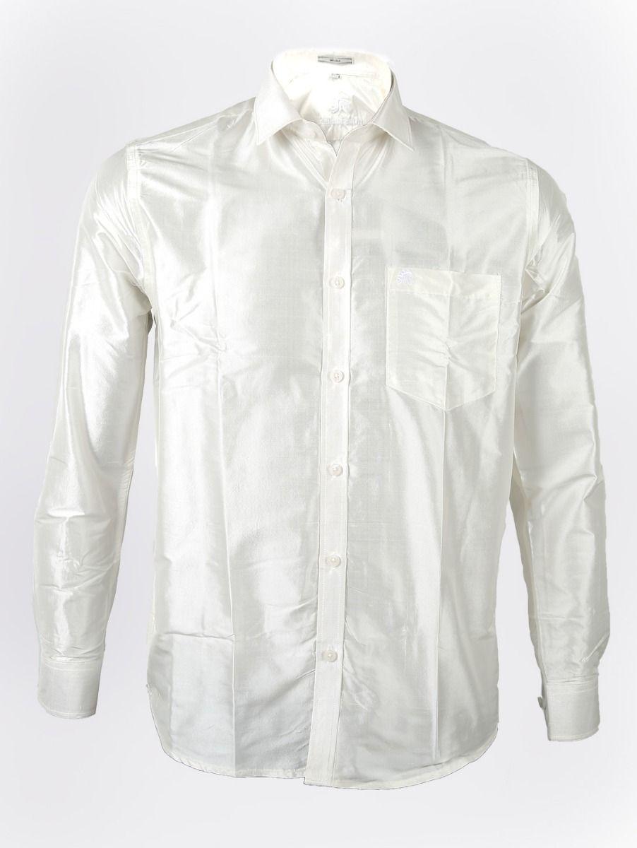 Zulus Festin Men's Pure Silk Shirt - ZSFS007