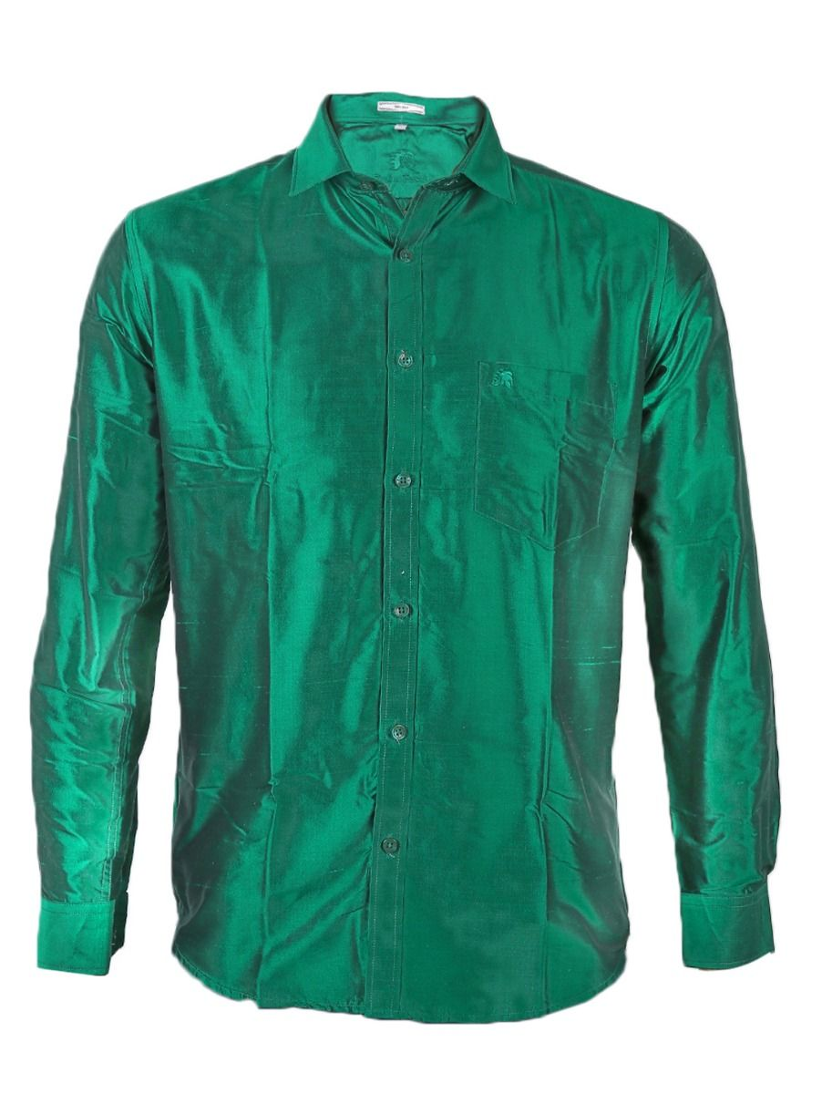 Zulus Festin Men's Pure Silk Shirt